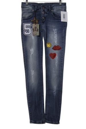 Skinny Jeans mehrfarbig Casual-Look