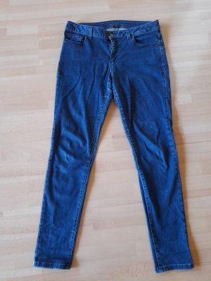 Skinny Jeans Midi Waist Stretch Jeans