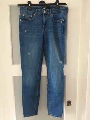 Skinny Jeans Midrise von Zara