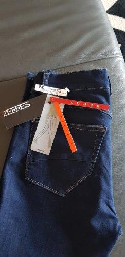 Zerres Skinny Jeans dark blue