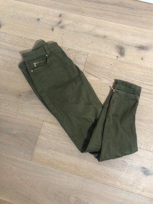 Skinny jeans mit Reißverschlüssen
