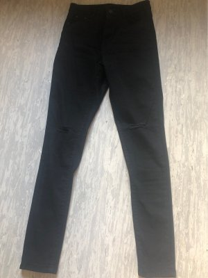 Skinny jeans mit Risse