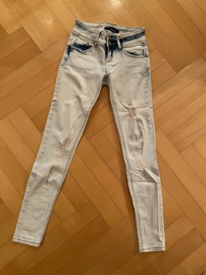 Skinny Jeans mit waschen Look gr.32
