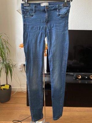 Skinny Jeans Röhrenhose ZARA Größe 38