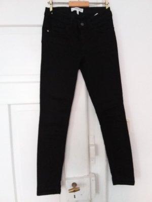 Skinny Jeans schwarz Mango Denim & Tees