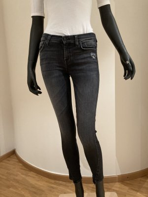 7 For All Mankind Jeans stretch multicolore