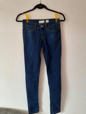 Skinny Jeans von cubus Größe 32 blau