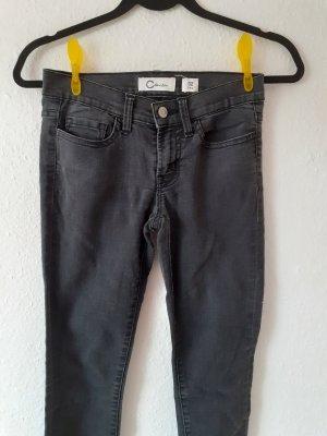 Cubus Jeans skinny grigio-grigio scuro