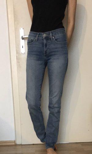 Levi's Tube jeans lichtblauw