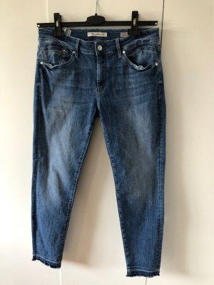 Mavi Jeans Co. Jeans 7/8 bleu-bleuet