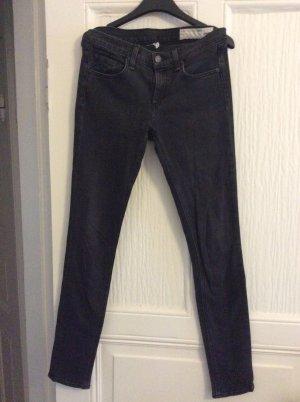 Rag & bone Skinny Jeans anthracite-black