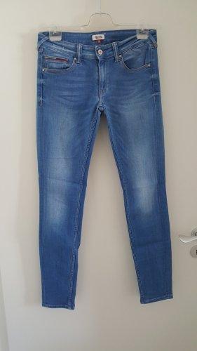 Tommy Hilfiger Jeans skinny bleu azur