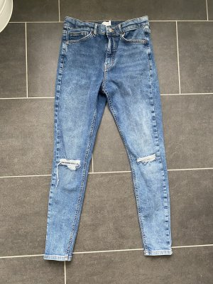 Topshop Skinny Jeans multicolored
