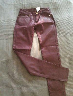 Skinny Jeans Wachsoptik