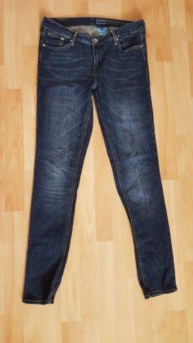 Skinny Low-Waist Jeans Gr. 38