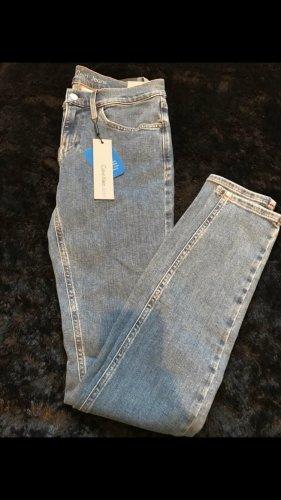 Skinny Mid Rise Jeans von Calvin Klein Jeans NEU