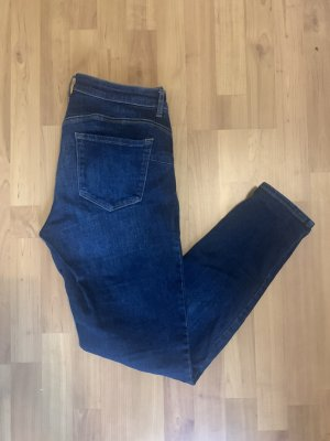 Skinny Push-Up Jeans Mango