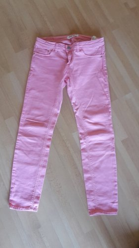 Skinny Röhre Low Waist Jeans Stretch