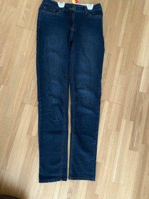 Blue Motion Slim Jeans dark blue