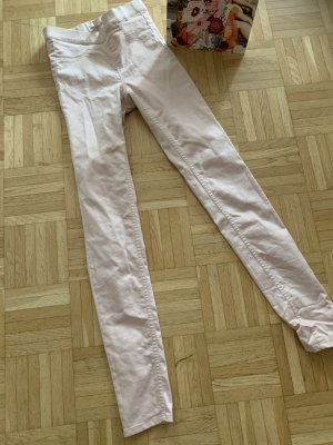H&M Drainpipe Trousers pink-light pink