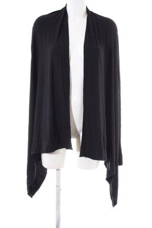 Skiny Cardigan schwarz Casual-Look