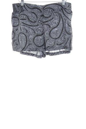 Skiny Shorts schwarz-weiß