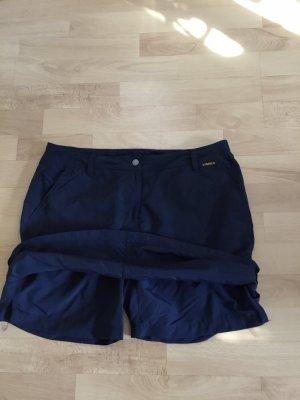 Jack Wolfskin Wraparound Skirt dark blue