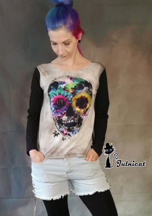 Skull Shirt Gr. 36/38