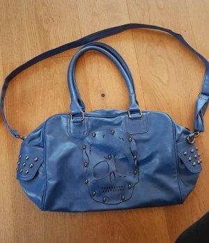 Shopper bleu