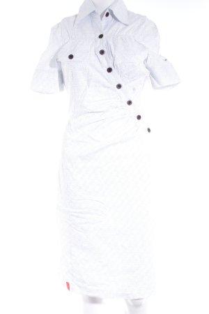 Skunkfunk Robe chemise motif graphique style décontracté