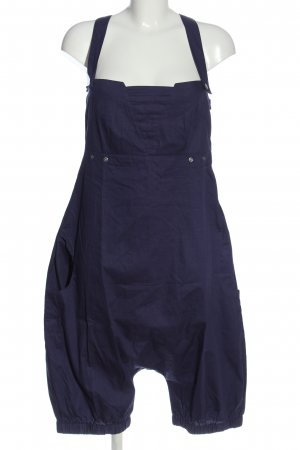 Skunkfunk Jumpsuit blau Casual-Look
