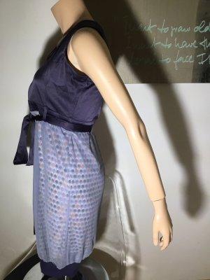 Skunkfunk Robe à manches courtes violet foncé-violet