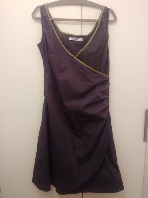Skunkfunk A Line Dress anthracite