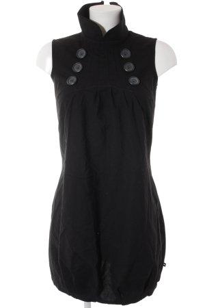 Skunkfunk Robe à manches courtes noir style décontracté