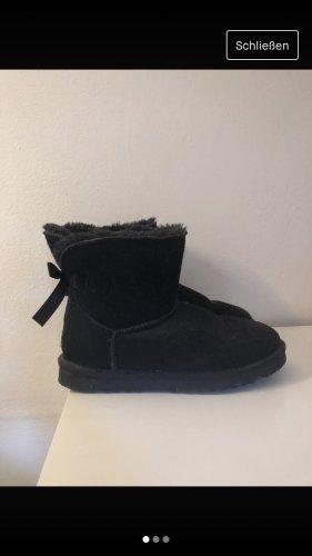 Skutari Snow Boots black