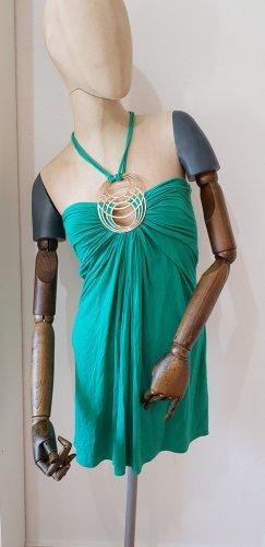 Sky Kleid mit spange in gold Ibiza boho hippie coachella