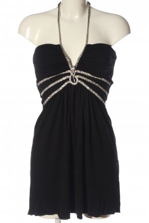 SKY Minikleid schwarz Elegant