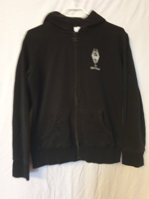 B&C collection Hoody black