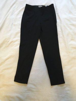H&M Pantalone a 7/8 nero Lycra