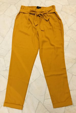 Reserved Baggy Pants light orange-gold orange