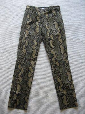 Slacks capri hose H&M neu gr. s 36 7/8 hose schlangenmuster