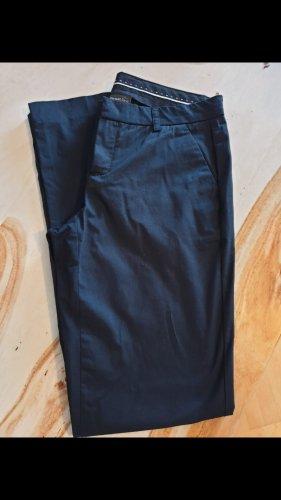 Street One Pantalón de vestir azul oscuro