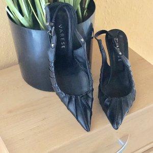 Varese Slingback pumps zwart