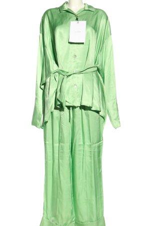Sleeper Pyjama vert style décontracté