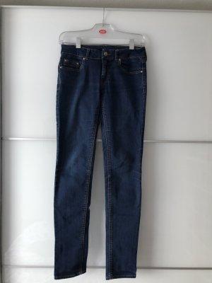 Slim Fit Blue Jeans von Mango