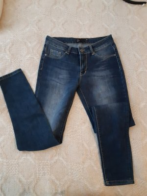 17&co Vaquero slim azul