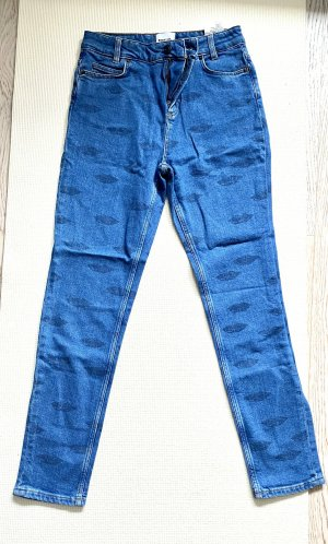 Bimba & Lola Slim Jeans blue