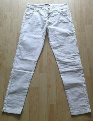 Broadway Jeans slim blanc