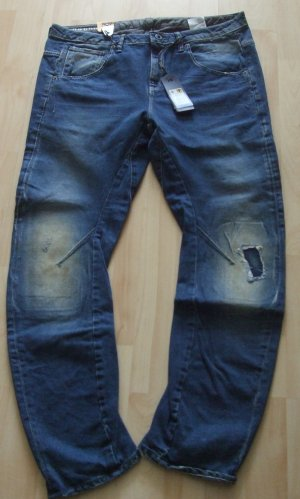 G-Star Raw 7/8 Length Jeans blue