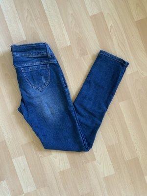 Takko Jeans slim fit multicolore
